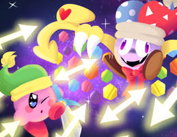 Marx vs Kirby (Remake)