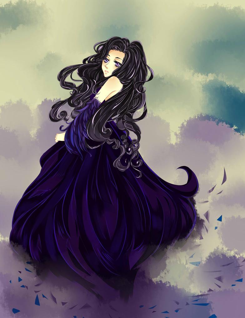 Raven Dress by AlphaOmega2014