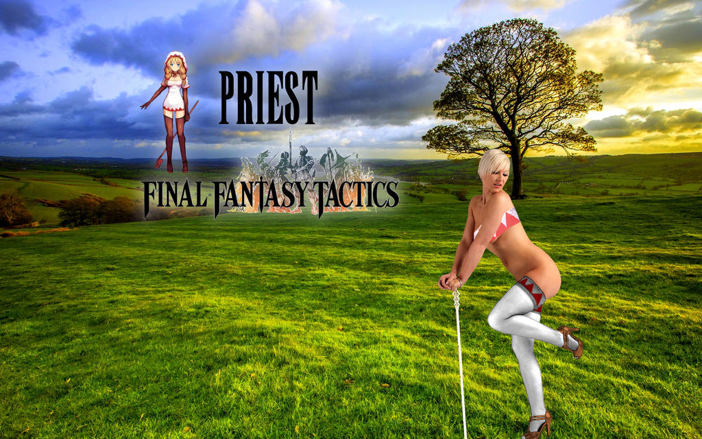 Priest by Nostalgia-Guy
