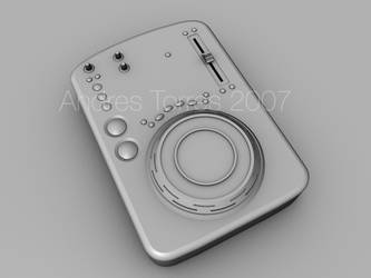 CD Player by andrestorres12