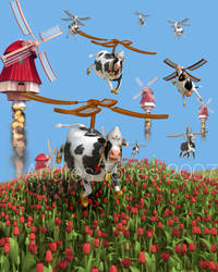 Flying Cows by andrestorres12