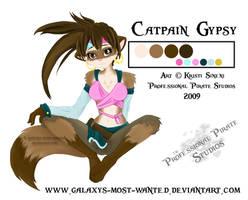 Captain Gypsy by Artistic-Castaway