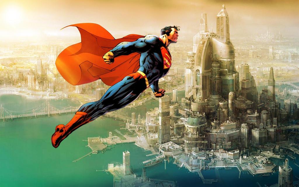 Superman Photomanipulation