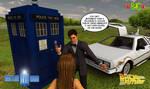 Doctor Who vs BTTF