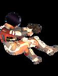Anime Gun Chick 306