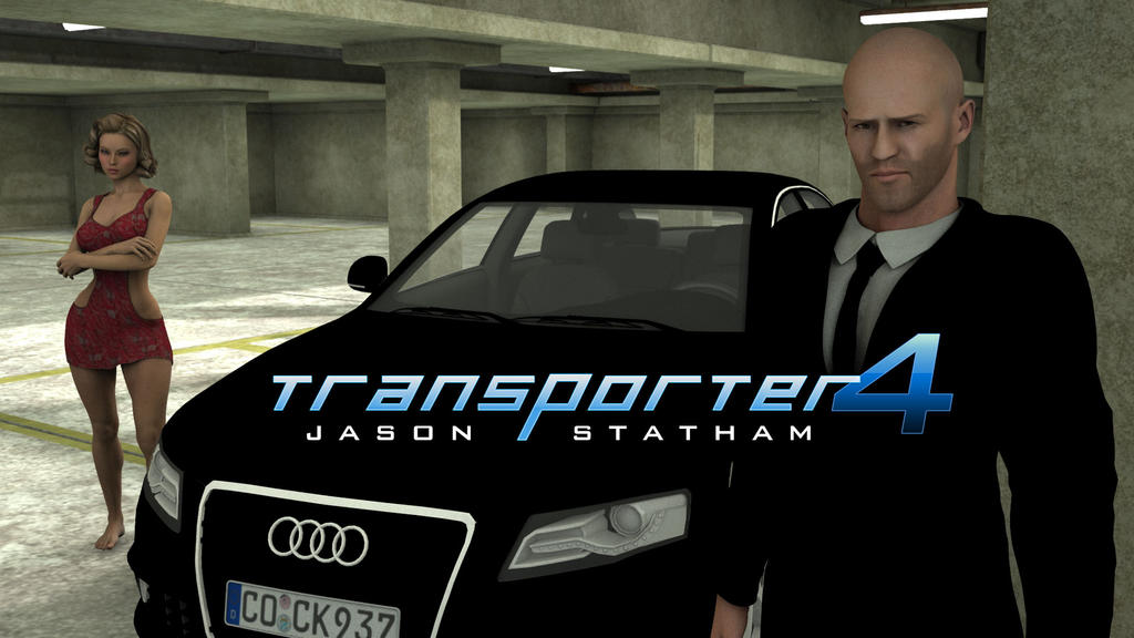 Transporter 4 Movie Poster by cgartiste on DeviantArt