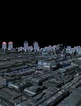Stock Greeble City Landscape 2