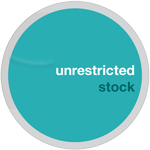 Unrestricted Stock Sticker by cgartiste