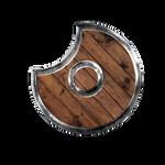 Shield Simple Wood 2