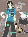 Character Profile - Tyler Bane