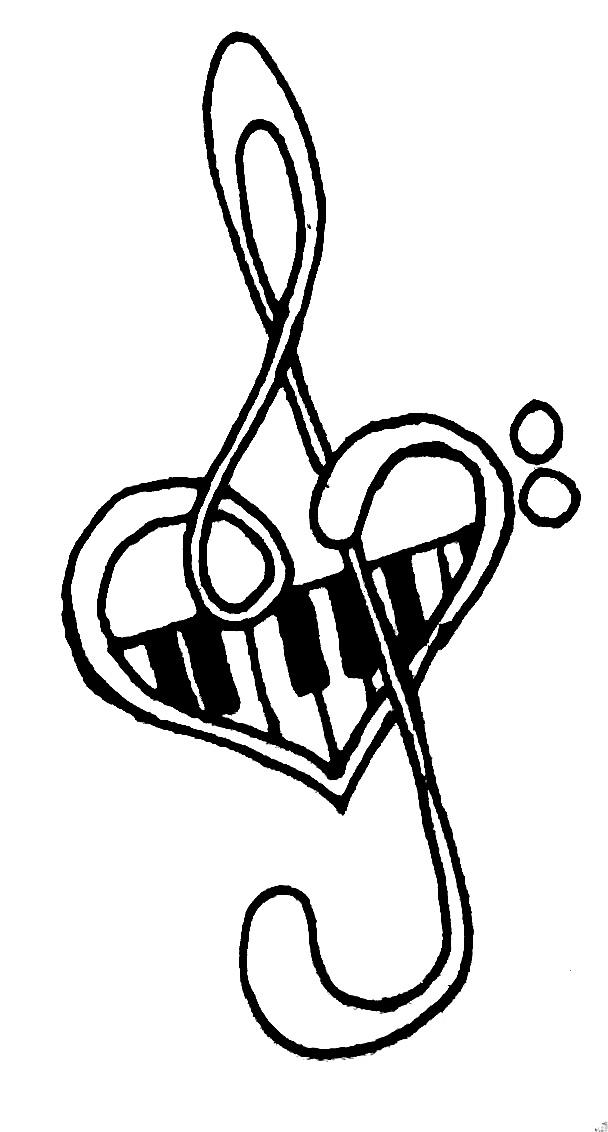 Music Piano Tattoo By Neon Giraffe On Deviantart
