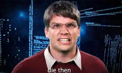 Bill Gates' Reaction To A Perfect Match by MatthewJabezNazarioA