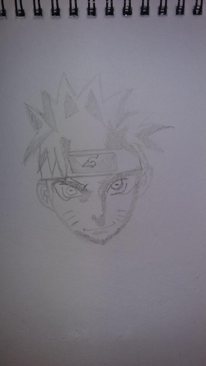 Naruto by tcaliloria