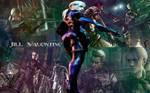 Jill Valentine Battle Suit