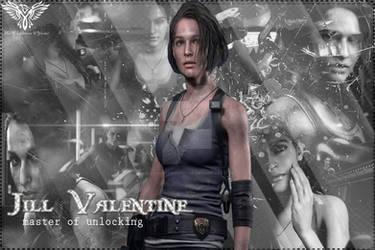 Jill Valentine Master of Unlocking 2020 by JillValentineOficial