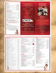 Ratatouille menu