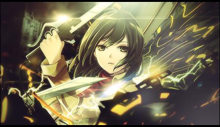 Mikasa Ackerman by WorkingClassHero93