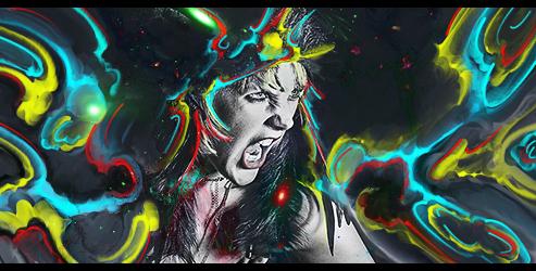 Fury. by WorkingClassHero93
