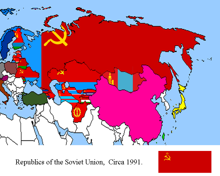 an overview of the soviet unions fall Ronald reagan and the fall of the soviet union: plot or billions of dollars of soviet military equipment and almost 40,000 free and independent unions.