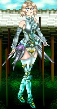 Komori: Blades of The Holy
