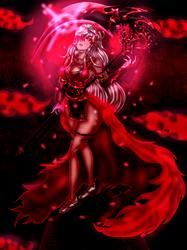 Hartren: Vermillion Witch