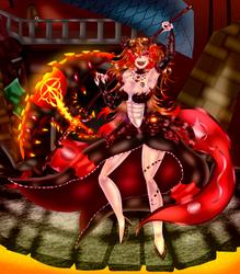 Xoumi: Hellfire Rose Princess