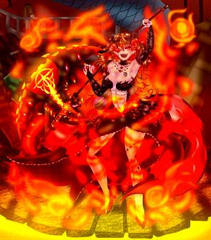 Xoumi: Hellfire Rose Princess (Rondo)