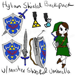 Backpack Idea by TheGreatDawn