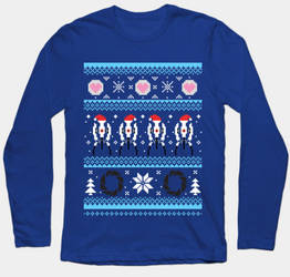 A Very Portal Christmas Sweater by TheGreatDawn
