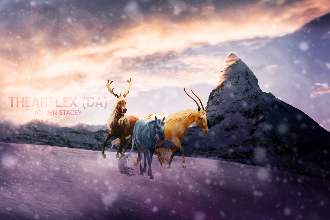 Up on the Mountaintops [Prize] by TheArtlex