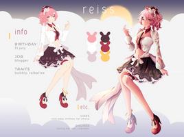 OC: Reiss by Yeurei
