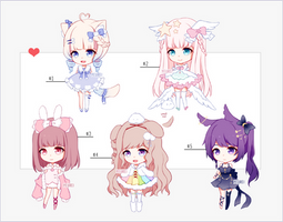 [OPEN] Set Price Adopts Batch by Yeurei