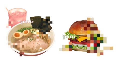 Ramen + Burger