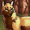 PREMADE wolf port - SSSOLD by catfarts