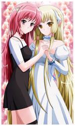 Nyu and Chii