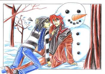 Bleach - Snow time by tranmai