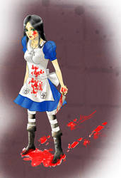 Alice Madness Returns by tranmai
