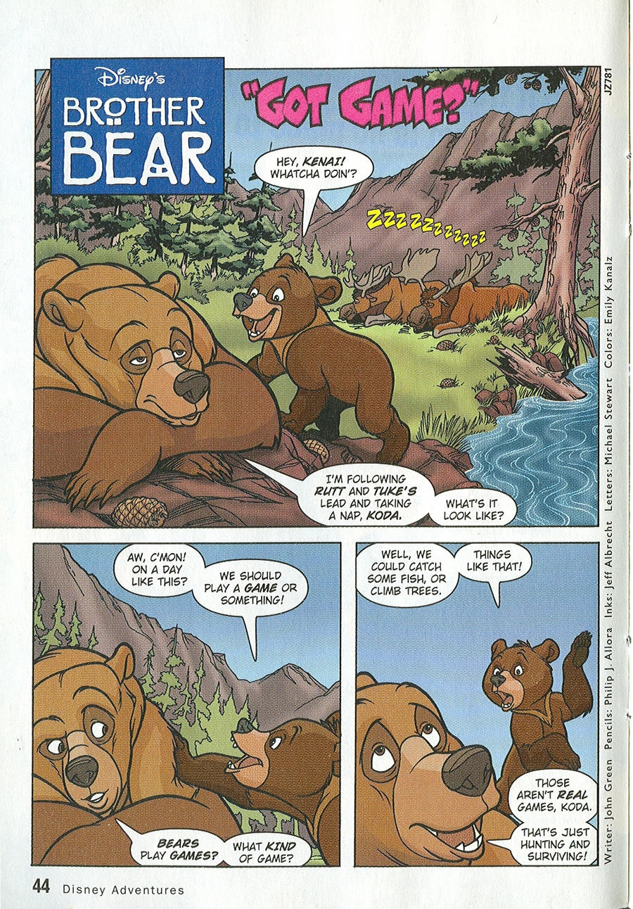 Disney s Brother Bear Download ( Adventure Game)