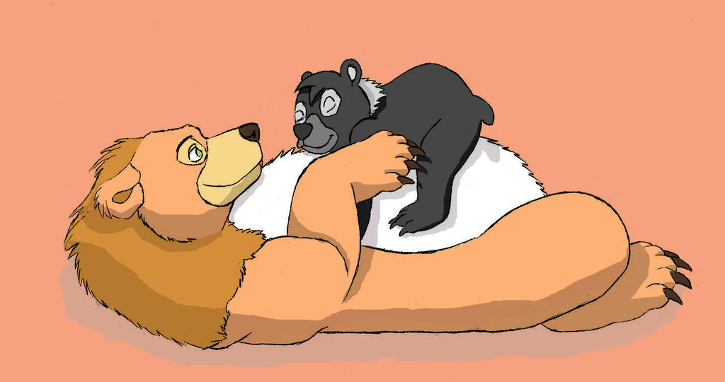Sweet dreams Keni cub