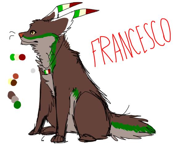 Sketcy Francesco by xDorchester