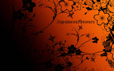 JapaneseFlowers by sunlitsix