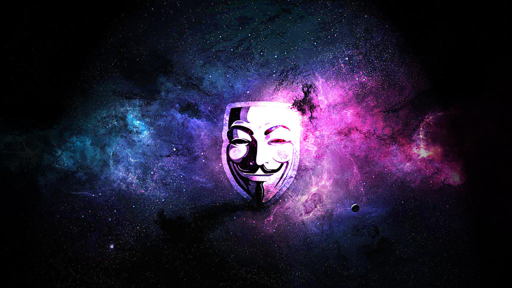 Anonymous wallpaper by linzyfalknr on deviantart - Background anonymous ...