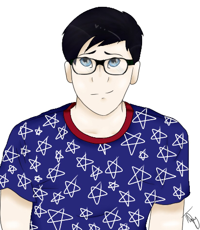 Phil Lester by HarmonyDancer3265