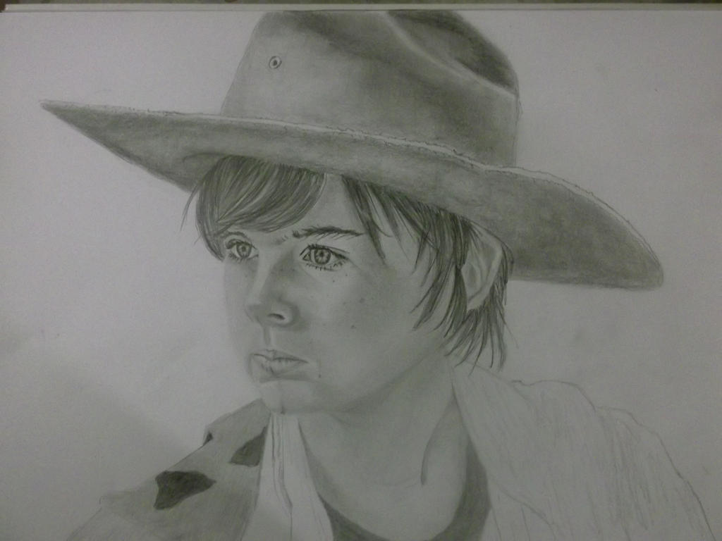 carl grimes by widgge