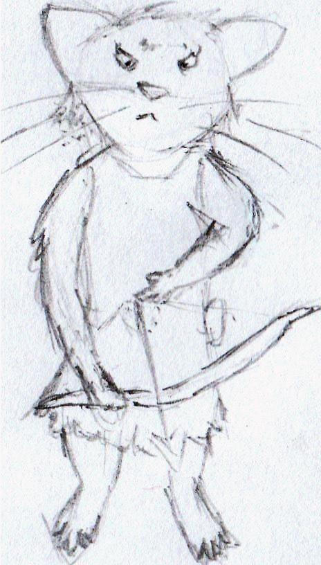 The ynit huntress by FrankHightower