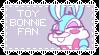 Toy Bonnie Fan [ stamp- ] by niight-mares