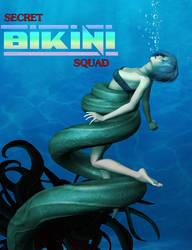 Secret Bikini Squad: Issue #2 by thesteedman