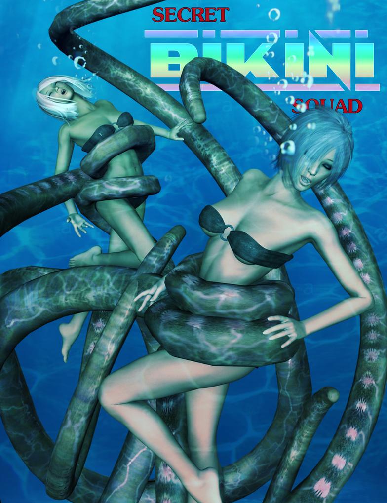 Secret Bikini Squad: Issue #42 by thesteedman