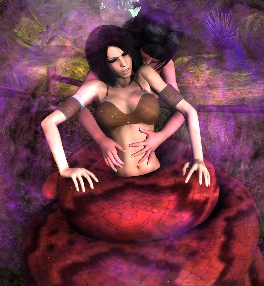 Survivor: Gorgon Sisters (Orchid) by thesteedman