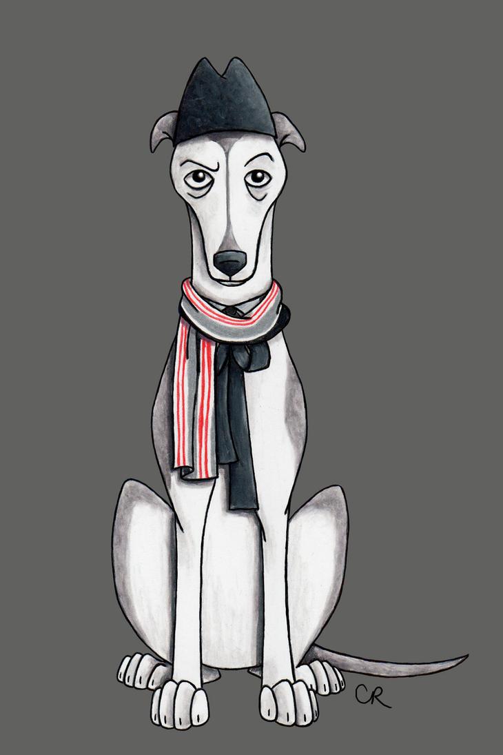First Dogtor by tee-kyrin